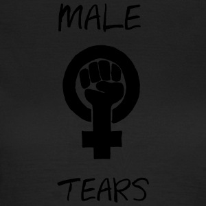 MALE TEARS COLLECTION - T-shirt dam