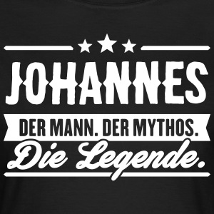 Man Myte Legend John - Dame-T-shirt