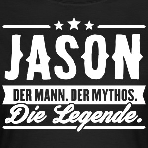 Man Myth Legend Jason - Women's T-Shirt
