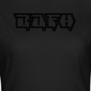 BOFH - Ascii Art - Retro Look - Frauen T-Shirt