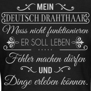 DRAHTHAAR - Frauen T-Shirt