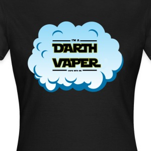 Darth Vaper Cloud - Vrouwen T-shirt