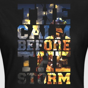 Firemen - The Calm Before The Storm Firefighter - Women's T-Shirt