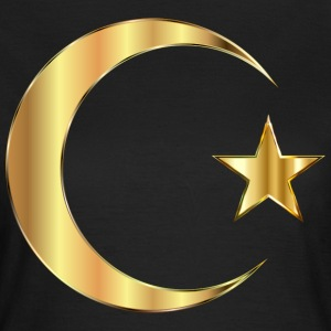 HALBMOND - MUSLIM T-SHIRT - Frauen T-Shirt