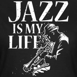 I love Jazz - Frauen T-Shirt