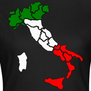 FORZA ITALIA COLLECTION 2017 - T-shirt dam