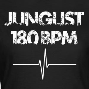 Junglist 180 bpm - Women's T-Shirt