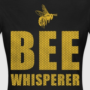 Bee whisperer gave / design - Dame-T-shirt