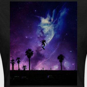 Skate to Space - Women's T-Shirt