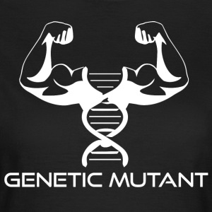 Genetic Mutant white - Vrouwen T-shirt