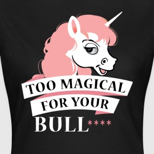 unicorn - T-shirt dam