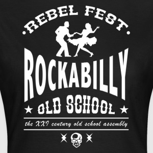 Rockabilly Fest - Dame-T-shirt
