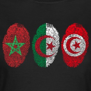 MAGHREB UNITED المغرب LOGO - Women's T-Shirt