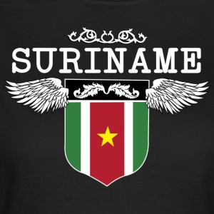 Surinam Wings - Dame-T-shirt