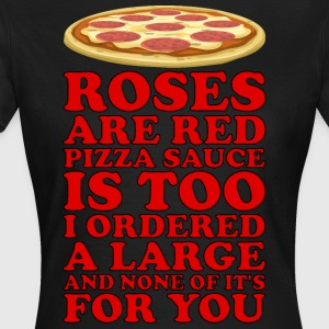 Pizza poem - Women's T-Shirt