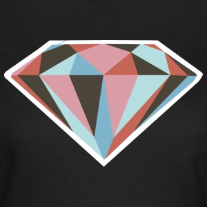 Diamond - T-shirt dam