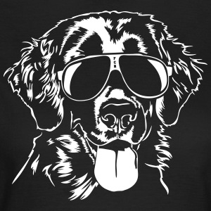 Flat Coated Retriever Cool - Vrouwen T-shirt