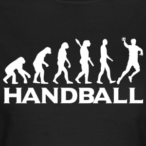 evolution HANDBALL vægt - Dame-T-shirt