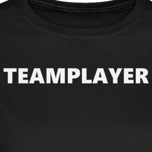 Teamplayer (2170) - Frauen T-Shirt