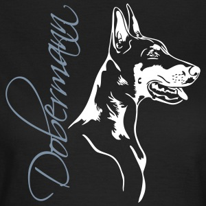 Dobermann - Doberman Pinscher - Frauen T-Shirt