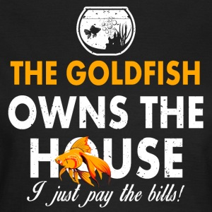 Goldfish lovers - Women's T-Shirt