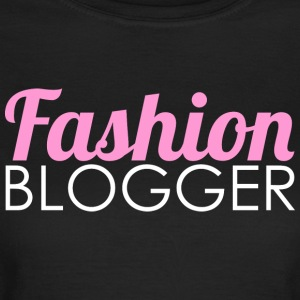 Fashion Blogger - T-skjorte for kvinner