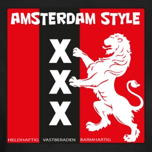 Amsterdam Style 2 - T-shirt Femme