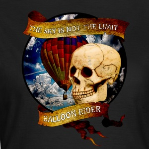 Balloon Rider - Frauen T-Shirt