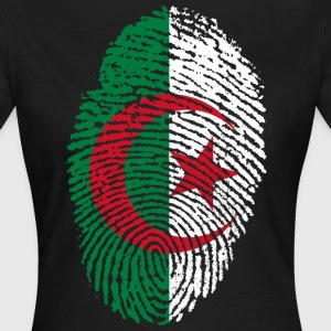 ALGERIA / ALGERIA Fingerprint - Women's T-Shirt