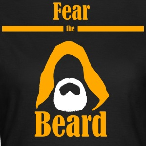 Fear the beard wars star jedi yedi bart kapuze - Frauen T-Shirt
