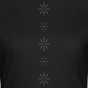 Star Moon # 1 - Women's T-Shirt