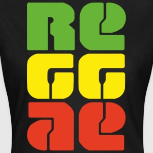 reggae - Women's T-Shirt