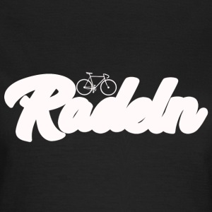 Cycling - bikers - Women's T-Shirt