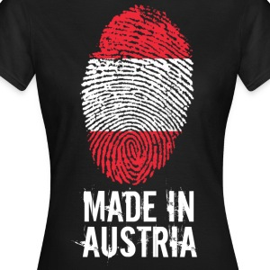 Made In Austria / Austria - Women's T-Shirt