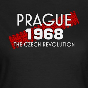 Prague 1968 spring Czech revolution freedom tshirt - Women's T-Shirt