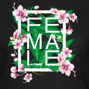 female - Women's T-Shirt