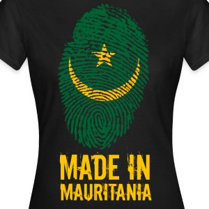 Made In Mauritanië / Mauritanië / موريتانيا - Vrouwen T-shirt