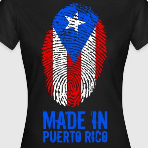 Made In Puerto Rico - Women's T-Shirt