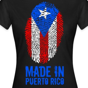 Made In Puerto Rico - T-shirt Femme