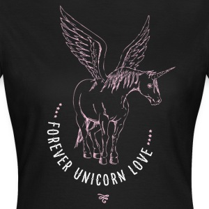 unicorn unicorn-rose dragna fairy dröm mhytisch - T-shirt dam