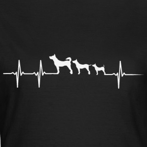 Heartbeat Dog - Women's T-Shirt