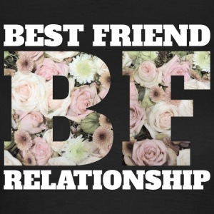Best Friend forhold - Dame-T-shirt
