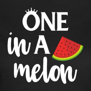 One in a melon - white - Women's T-Shirt