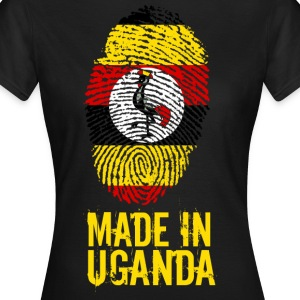 Made In Uganda - T-skjorte for kvinner