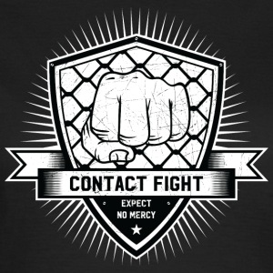 Contacto Vintage Fight - Camiseta mujer