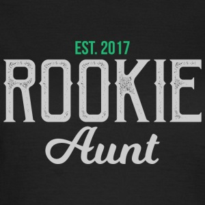 New Aunt rookie auntie gift - auntie - Women's T-Shirt