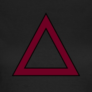 TRIANGLE SWAG - Frauen T-Shirt