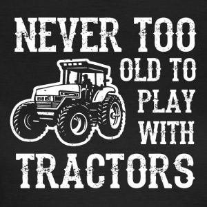 Man's toy tractor - Women's T-Shirt