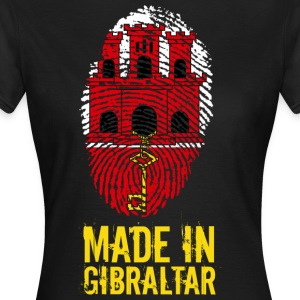 Made In Gibraltar - Women's T-Shirt