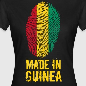 Made In Guinea / La Guinée - Dame-T-shirt
